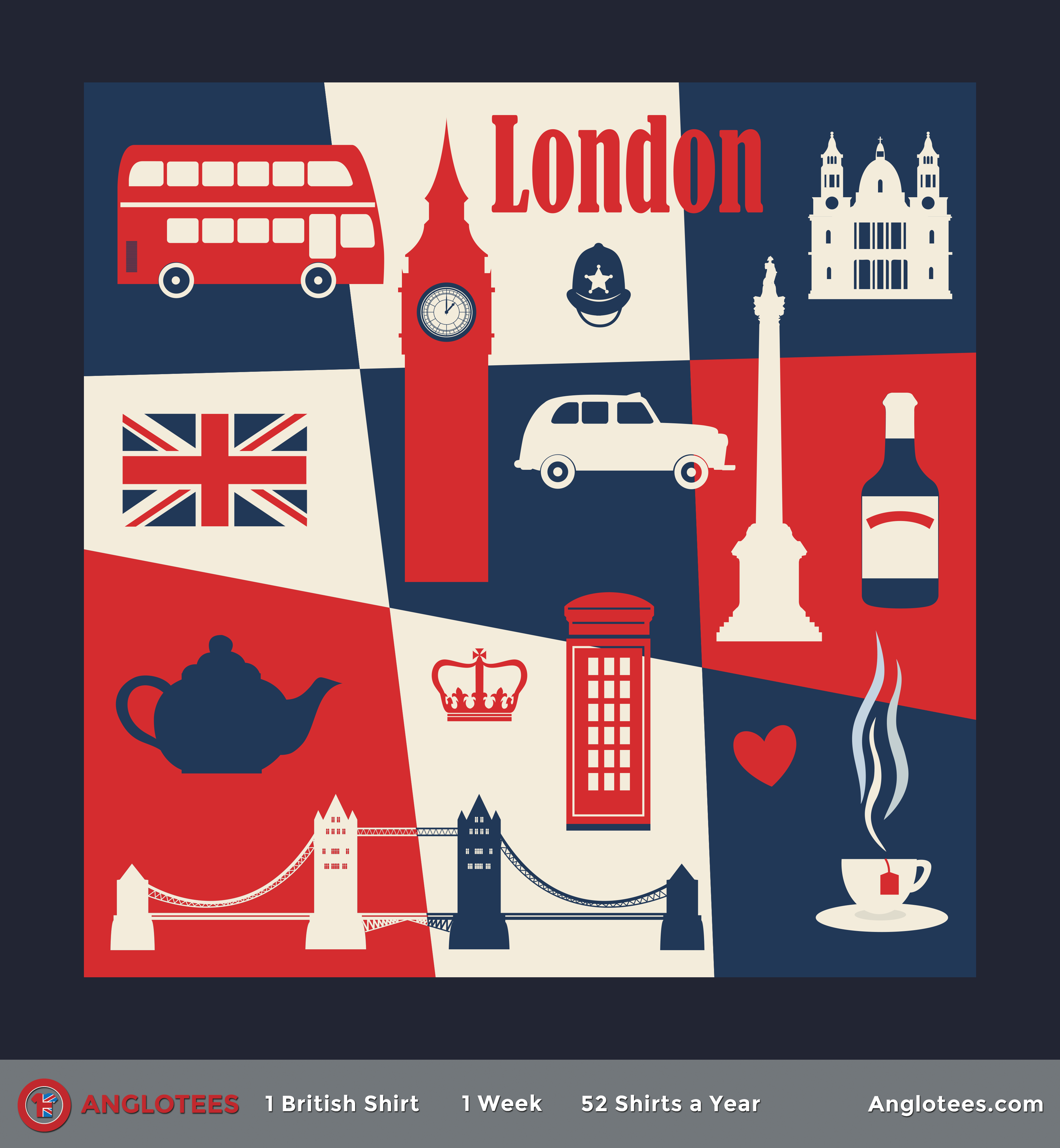 Icons Of London A New Tribute To London S Iconic Places