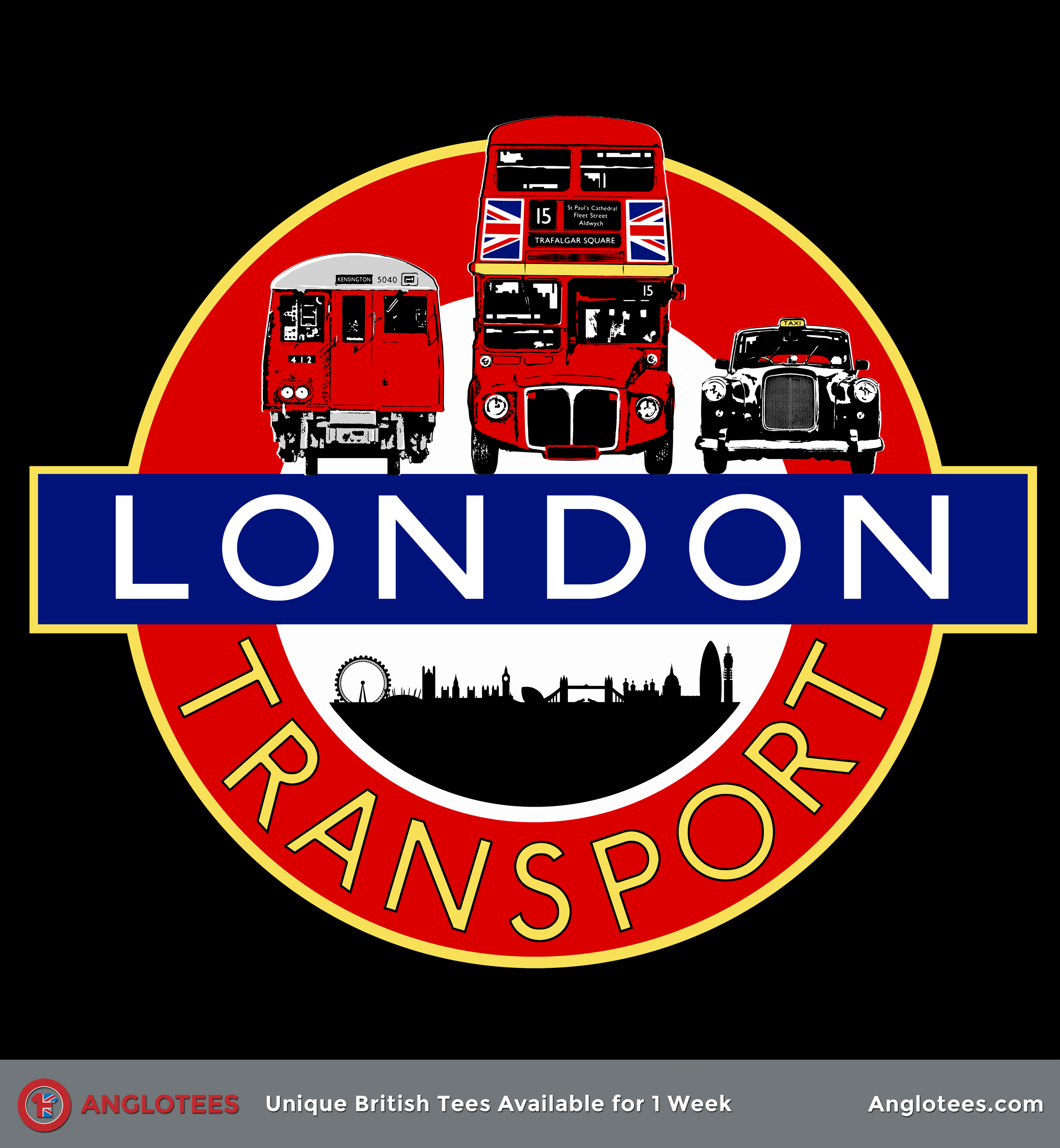 London Transport - Our Tribute to London