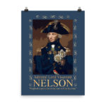 England Expects Nelson Tribute – Poster