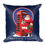 Christmas Calling 2017 – Square Pillow