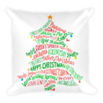 Great British Christmas – Square Pillow