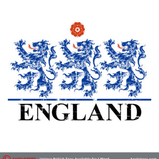 The Three Lions World Cup