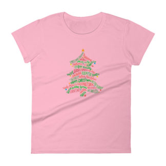 Women's Christmas Tees